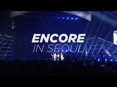 WINNER - 'EVERYWHERE TOUR ENCORE IN SEOUL' SPOT #1
