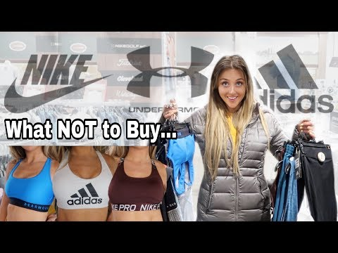 Fat burner - NIKE VS. ADIDAS VS. UNDER ARMOUR // Battle of the Brands!