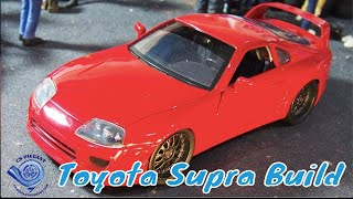 Nonton MODIFIED TUNING FAST AND THE FURIOUS  TOYOTA SUPRA model 1/18 scale Film Subtitle Indonesia Streaming Movie Download