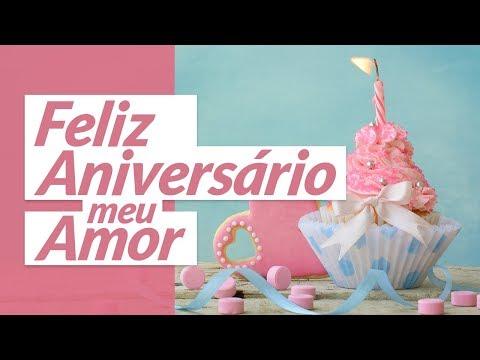 Feliz Aniversário Amor  (Mensagem de Aniversário)