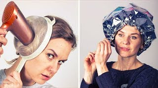 Video 23 AWESOME BEAUTY TRICKS TO BRUSH UP YOUR MAKEUP SKILLS MP3, 3GP, MP4, WEBM, AVI, FLV Juni 2018