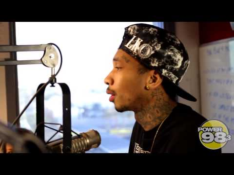 Tyga talks Fatherhood, Clothing, Young Money album, Black Chyna and AVN's w  Deongello