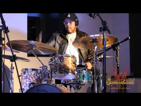 Vandinho Carvalho &#8211; Supernaturals Cymbals