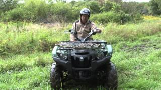 8. ATV Review: Yamaha Grizzly 700 EPS