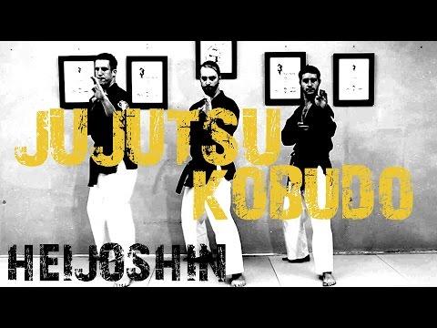 Jujutsu Kobudo Verein Heijoshin – Imagefilm
