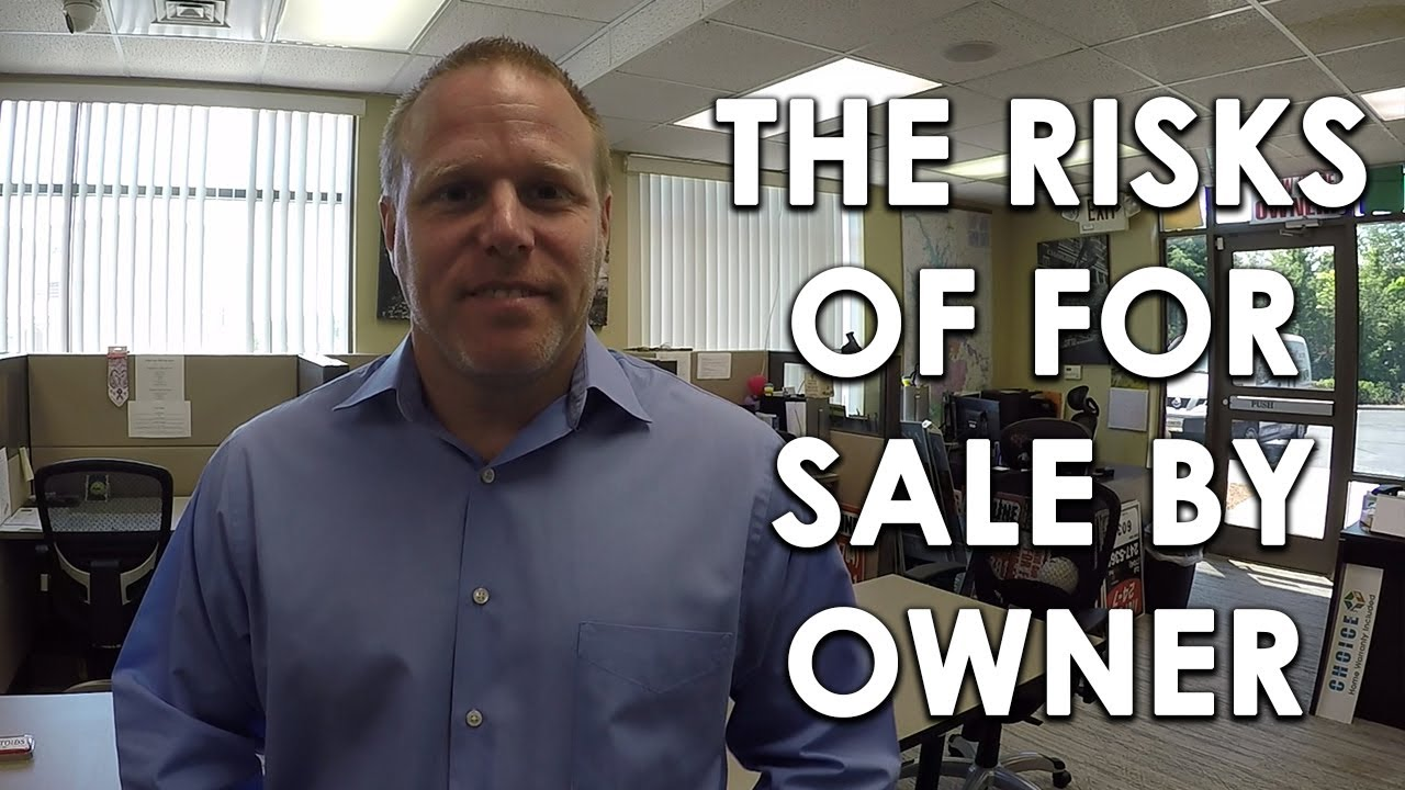 The Good, The Bad, and the Ugly of For Sale By Owner