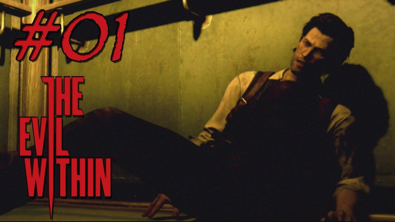 [Let's Play] The Evil Within – 01 – Willkommen in der Hölle