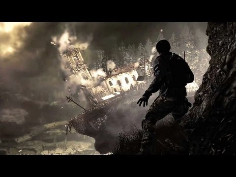 Xbox One: Call of Duty: Ghosts Reveal Trailer