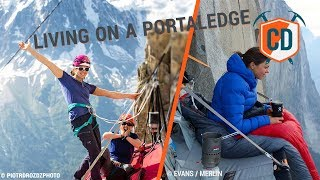 How To Live On A Big Wall Portaledge With Nina Caprez | Climbing Daily Ep.1209 by EpicTV Climbing Daily