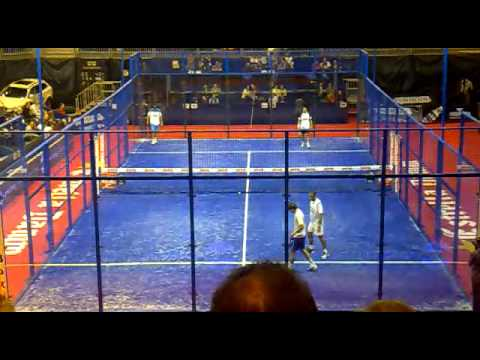 Videos de partidos del Master pádel Pro Tour 2010