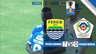 Video PERSIB Bandung vs PERSIWA Wamena - FT  Kratingdaeng Piala Indonesia MP3, 3GP, MP4, WEBM, AVI, FLV Februari 2019