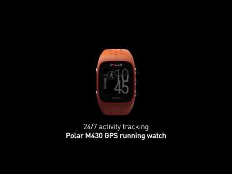 Užijte si volnost | Polar M430 GPS běžecký sporttester se snímačem tepu ze zápěstí