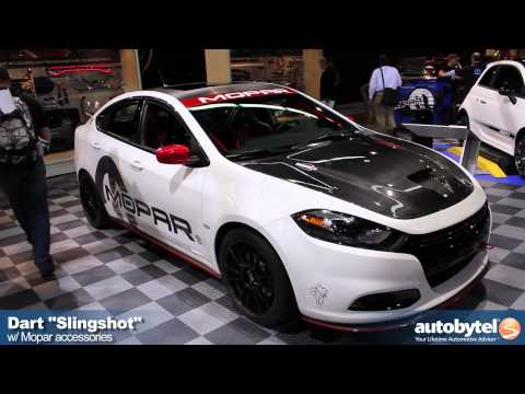 Mopar Performance Parts @ SEMA