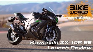 3. 2018 Kawasaki ZX-10R SE Launch Review