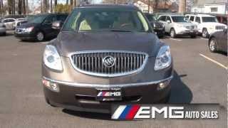 2009 Buick Enclave CXL Overview