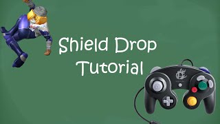 SSBM Tutorials – Shield Drop Tutorial