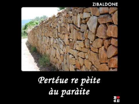 PERTÉUE RE PÈITE A U PARÀITE.