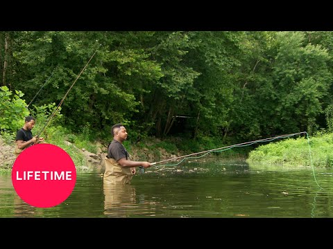 Little Women: Atlanta - Minnie Can't Fish Because Abira Took Her Waders (S4, E8) | Lifetime