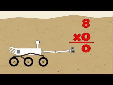 Vids4kids.tv - Mars Rover Multiplikation 1-10 mit 0