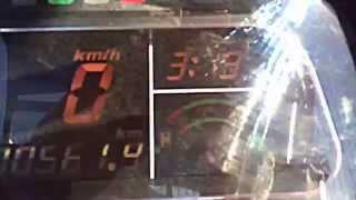 10. TERRACROSS 625 cc tanıtım