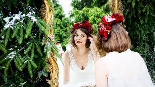 Snow White Themed Wedding