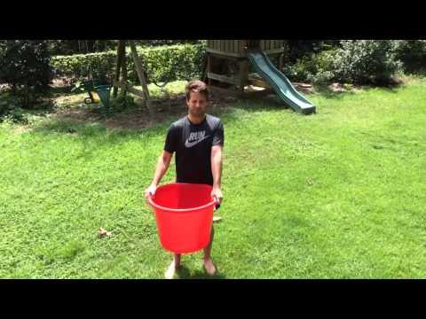 Brinson ALS #IceBucketChallenge Video