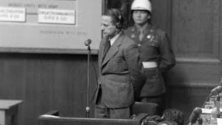 During the Nuremberg Trials former SS officers explain how the Einsatzgruppen procured and employed their gas vans.Full Episodes Streaming FREE on AHC GO: https://www.ahctvgo.com/Subscribe to AHC:http://bit.ly/2pmYfxNJoin Us on Facebook:http://www.facebook.com/AHCTelevisionFollow Us on Twitter:http://www.twitter.com/ahc_tv