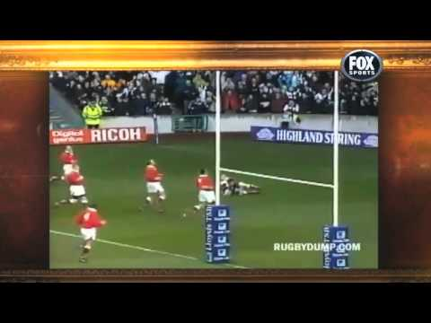 Top 5 best fastest tries ever