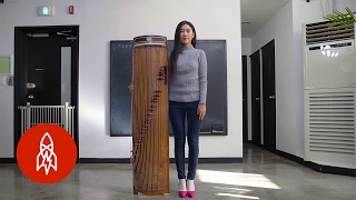 Covering Rock Classics on the Ancient Gayageum