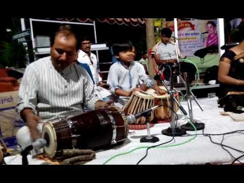 Video SOHAM GORANE PLAYING TABLA AND DHOLAKI JUGALBANDI WITH HIS FATHER SHAM GORANE download in MP3, 3GP, MP4, WEBM, AVI, FLV January 2017