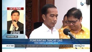 Video SEMAKIN KUAT! 'Koalisi Indonesia Kerja' 2019-2024, RI Siap Tancap Gas MP3, 3GP, MP4, WEBM, AVI, FLV April 2019