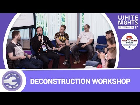 Deconstruction Workshop St.Petersburg 2017