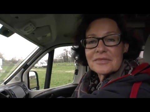 """""""Kathy`s VanTourer Tour"""" oder """"Das Ende der Promotionstour""""."""