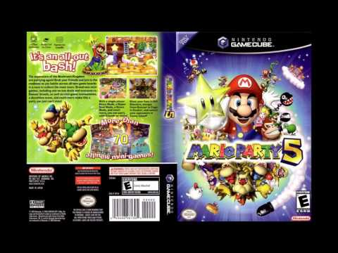 Mario Party 5 OST Please DK!