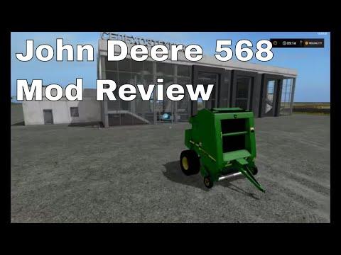 John Deere 568 v1.0.0