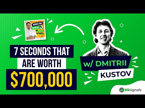 Watch '7 Seconds That Are Worth $700,000: Why Page Speed Matters (w/ Dmitrii Kustov) '