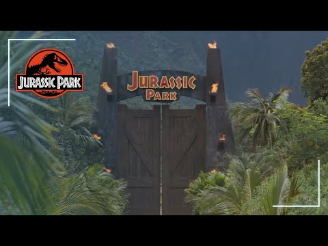 """Jurassic Park 3D"" Gets Brand New Trailer"