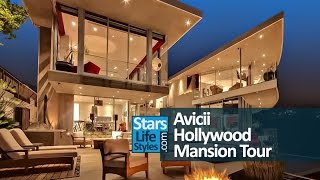 Avicii's Hollywood House Tour   Los Angeles, California   $15.5 Million   DJ   Celebrity House