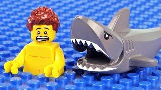 Video Lego Shark Attack MP3, 3GP, MP4, WEBM, AVI, FLV Maret 2019