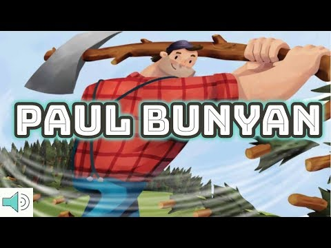 Paul Bunyan Read ALOUD - Stories and Tall Tales for Kids - Homeschool READ ALOUDS
