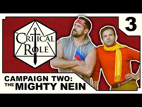 The Midnight Chase   Critical Role: THE MIGHTY NEIN   Episode 3