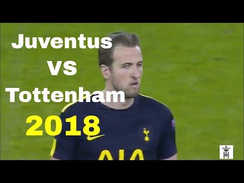 Juventus vs Tottenham Highlights  (13 02 2018) HD