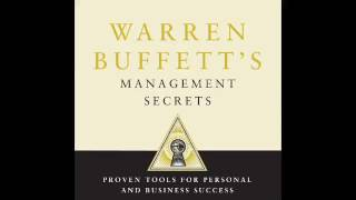 Warren Buffett's Management Secrets Audiobook
