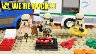 We're Back From Our 10 Day Break So Will Be Uploading More Cool Videos Soon!!!Click Here & Subscribe:-https://www.youtube.com/channel/UCOxw7B0uIWUjtfl85wuCAsw?sub_confirmation=1Click Here & Like Our Facebook Page:-https://www.facebook.com/BrickBrosUKVideos That You May Also Be Interested In Below:-LEGO BATMAN MOVIE NIGHT TERROR BATSUIT MINIFIGURE CREATIONhttps://www.youtube.com/watch?v=hg7vGmU_Iu4&list=PL5F2E2iSXDsAHJM9h6skukkPXpVsJU8ac&index=1&t=1sLEGO STAR WARS 75182 ALTERNATIVE BUILD CLONE COMMANDhttps://www.youtube.com/watch?v=5sa934NxnuU&index=64&list=PL5F2E2iSXDsDXSNm_RuyeDMkREb2fpPiALEGO SPIDER-MAN 76083 ALTERNATIVE BUILD TECH TAKEDOWNhttps://www.youtube.com/watch?v=7gUzV0rs8AI&index=29&list=PL5F2E2iSXDsAyoXuRg7qsx-I_9SPXRt_3&t=2sLEGO NEXO KNIGHTS ISSUE 17 MAGAZINE ROCK SPEEDER REVIEWhttps://www.youtube.com/watch?v=LDWHVBQLr9w&index=1&list=PL5F2E2iSXDsAYDgJ-qKeGsxgGTTPecbPlLEGO STAR WARS EMPEROR PALPATINE'S SENTINEL DROID MINIFIGURE CREATIONhttps://www.youtube.com/watch?v=PFgRFgaRIFI&index=1&list=PL5F2E2iSXDsAHJM9h6skukkPXpVsJU8ac&t=1sLEGO NINJAGO 70626 ALTERNATIVE BUILD TIME TEMPLEhttps://www.youtube.com/watch?v=l5iJQ0uuviw&t=1s&index=17&list=PL5F2E2iSXDsBh3Wd4O6pZJqd6iqh3-blb