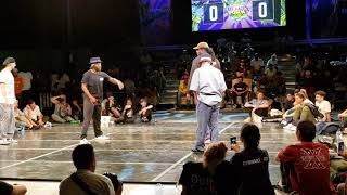 Poppin C & Ness (West Gang) vs Greenteck & Monsta Pop – Planet Pop'n Semi Final