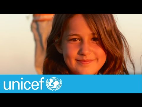 Syrian Children - Refugee Camp Niroz