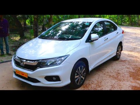 Honda City V  White Orchid Pearl Colour Detail View