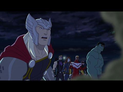Marvel's Avengers Assemble 2.23 (Clip)