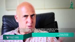 Diego Gvirtz - Experiencia de vida con EII