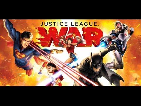0 Movie Review: Justice League War